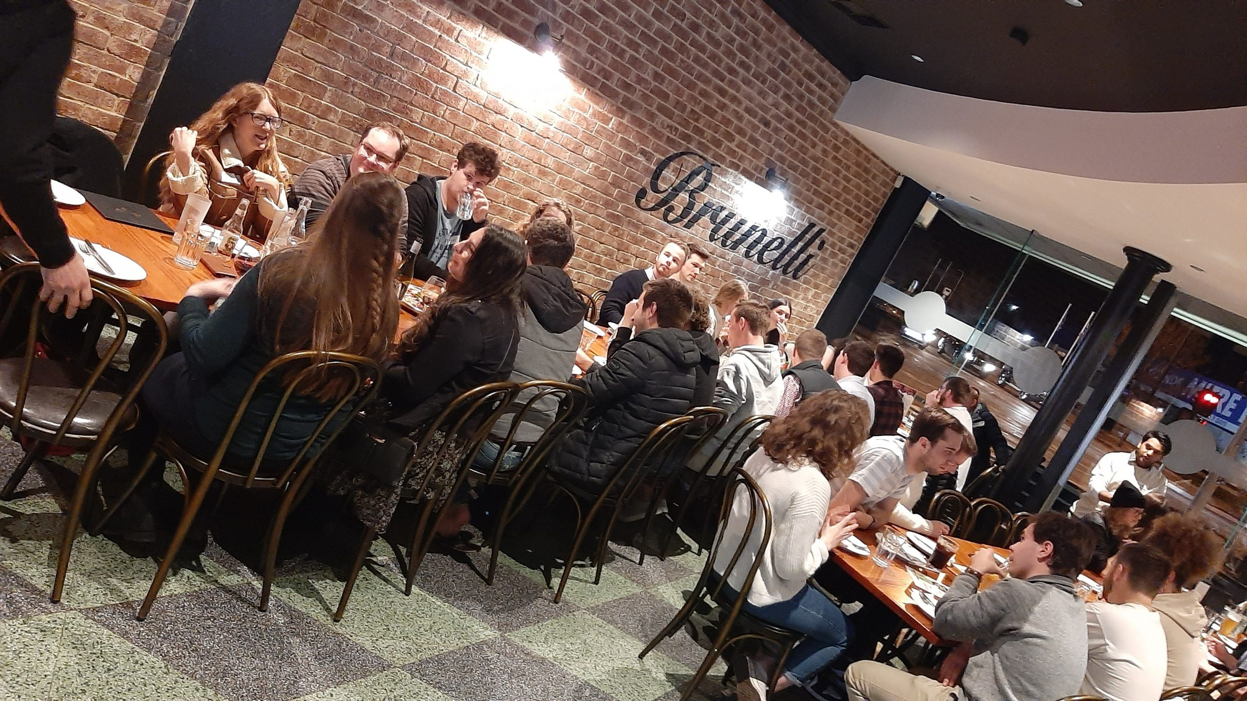 Cafe Brunelli 5-6-2021 10
